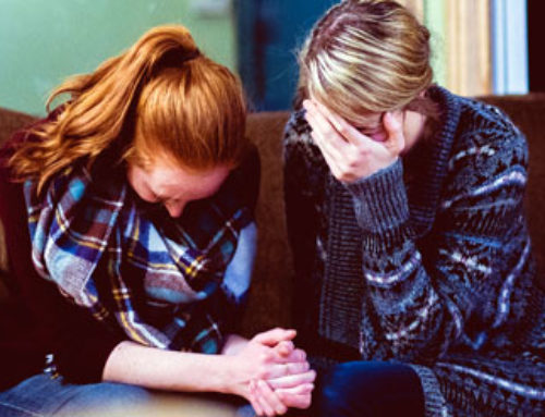 What Can I Do? Helping a Loved One During Their Time of Grief